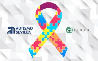 Acuerdo de colaboración entre Autismo Sevilla y Andefil.